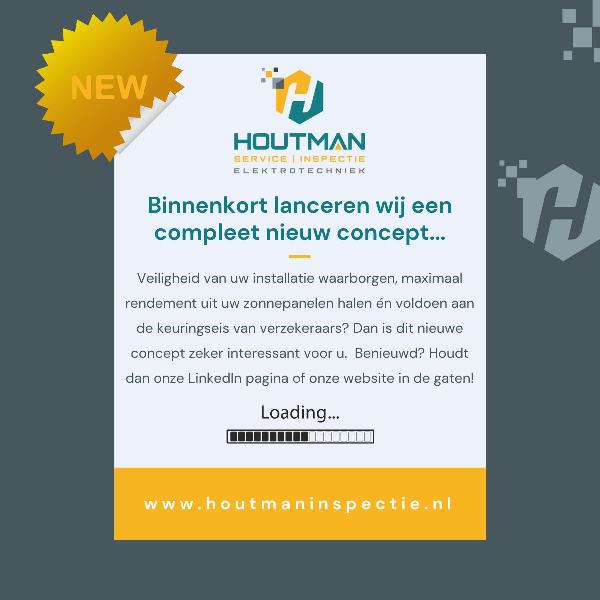 Onderhoudscontract Houtman Inspectie - Scope 12 inspectie